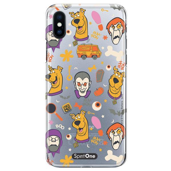 Capinha Scooby Doo - Emotions - Transparente - Oficial  para Iphone 11 Pro Max