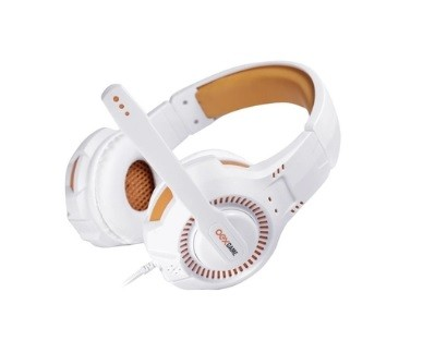 FONE HEADSET GORKY BRANCO HS413