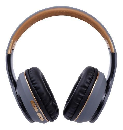 Headphone Bluetooth Oex Spot, Chumbo - HS313 C/ Case de ziper