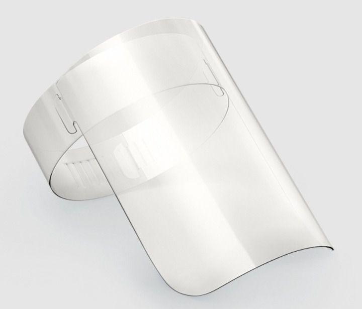 Mascara Proteção Para O Rosto Face Shield Anti Gotículas