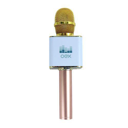 Microfone para Karaokê - Voice - OEX Game