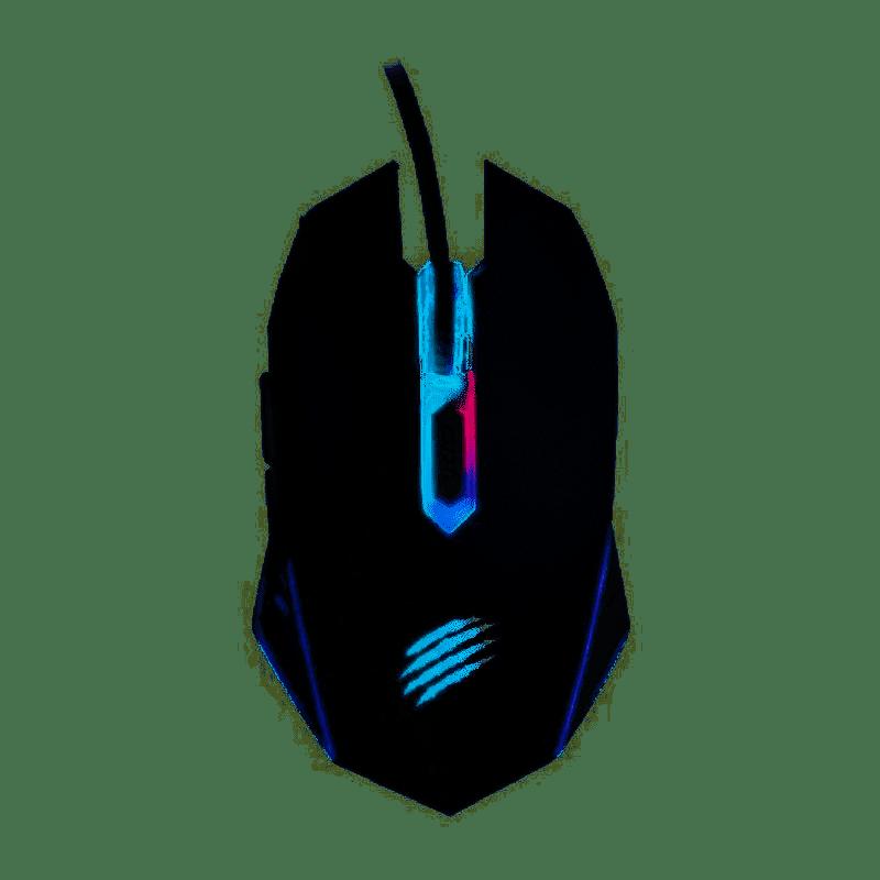 Mouse Gamer Oex Game Óptico Action USB 6 Botões - MS300