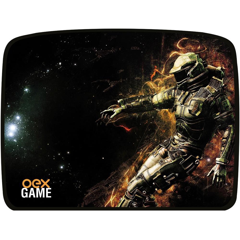 Mousepad Gamer OEX Game Galaxy - MP304
