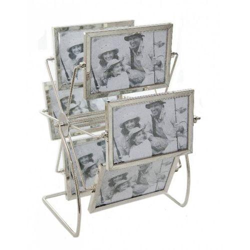 Porta Retrato Roda Gigante Para 12 Fotos 10x15 35cm SXK-5519 Sanxia