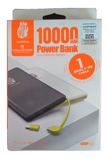 Power Bank Carregador Portátil Pn-951 10000 Mah - Hmaston