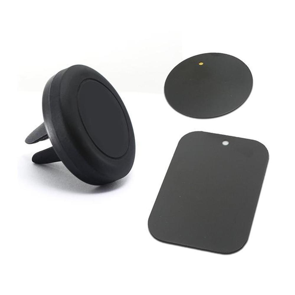 Suporte Magnético Imã para Celular Gps 360 Graus Gbmax Preto