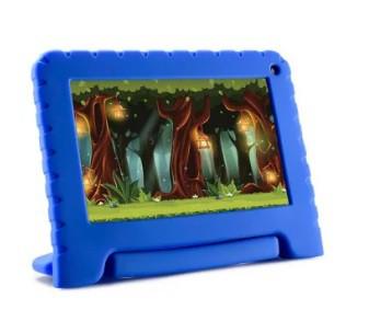 Tablet Multilaser Kid Pad Go - 7 Pol. Azul NB302