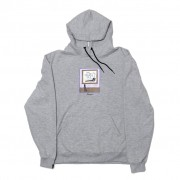 Moletom Hoodie Paiting Grey Melange Blaze Supply