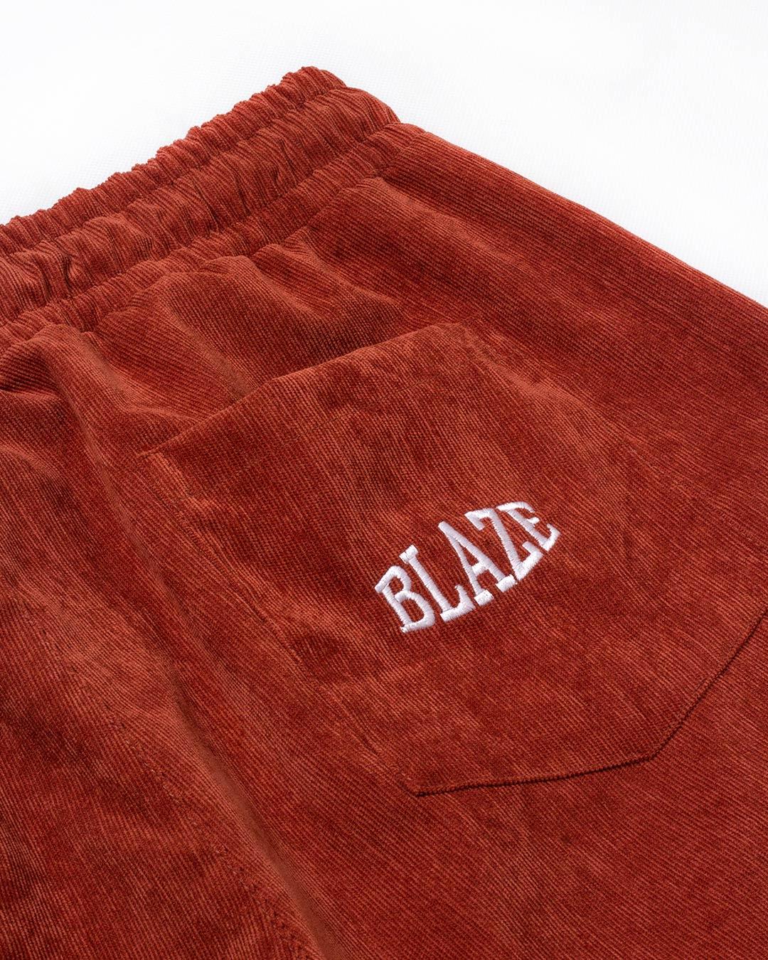 Calça Chino Compact Brown Blaze Supply
