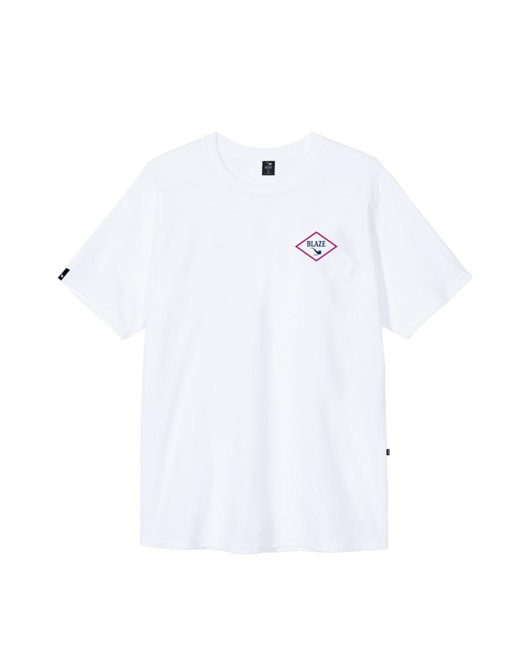 Camiseta Double Pipe White Blaze Supply