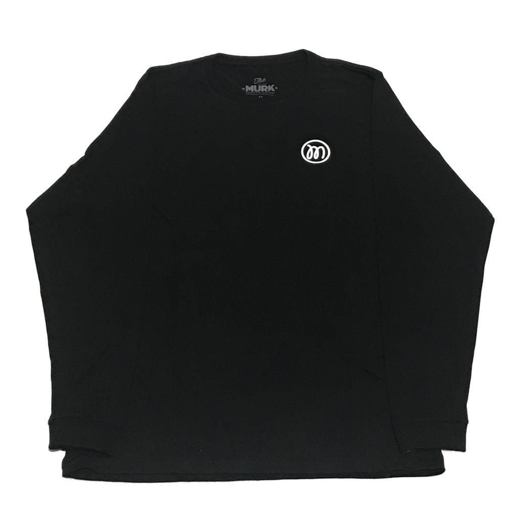 Camiseta Manga Longa SP Flag Preta