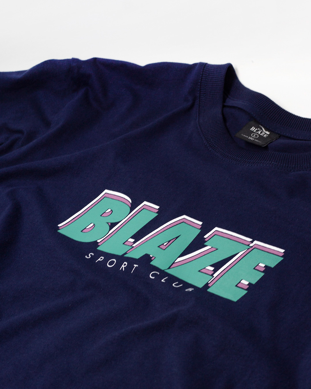 Camiseta Sport Club Marine Blaze Supply