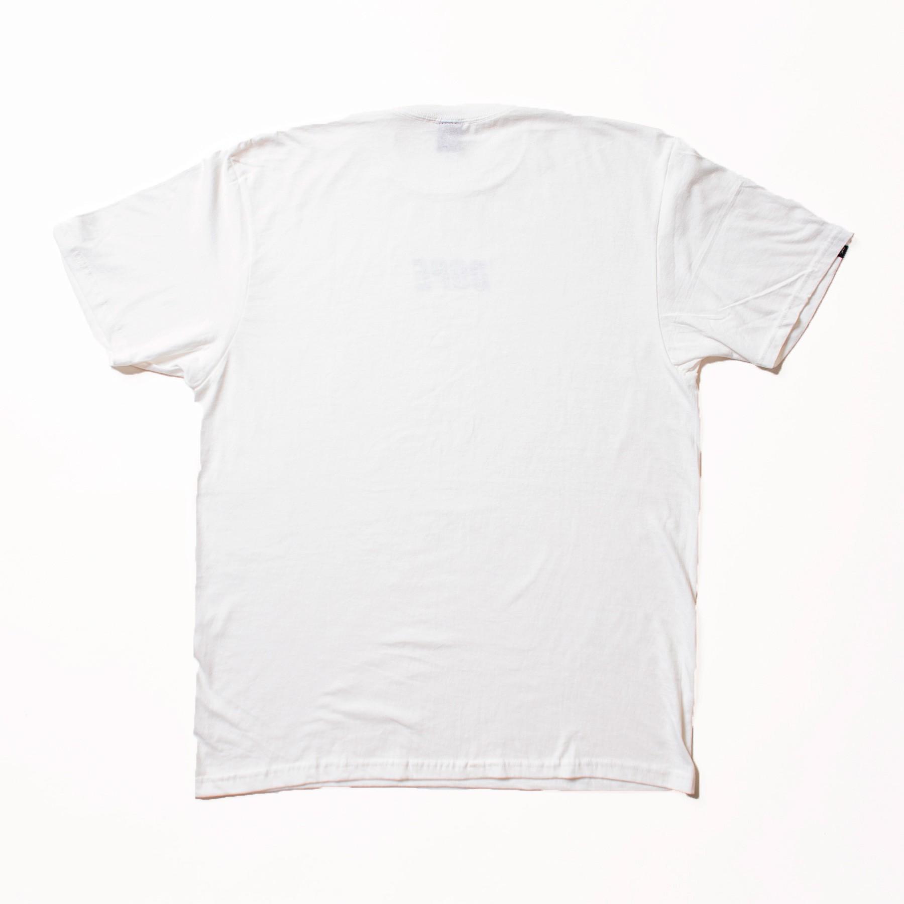 Camiseta Tee Logo Dope Company Branca