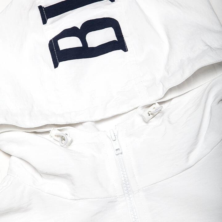 Jaqueta Corta - Vento Jacket Pipe White Blaze Supply
