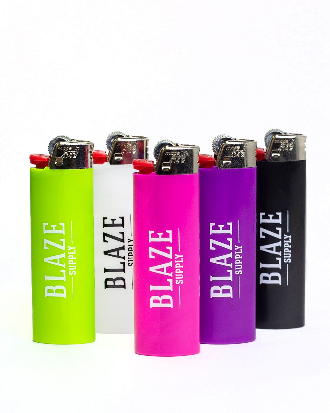 Isqueiro Bic Blaze Supply