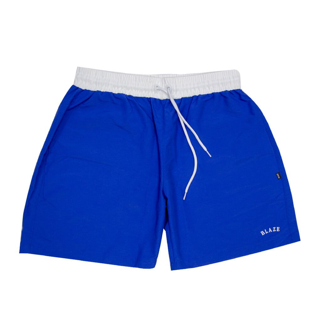 Shorts Blaze Sport Embroidery Dark Blue Blaze Supply