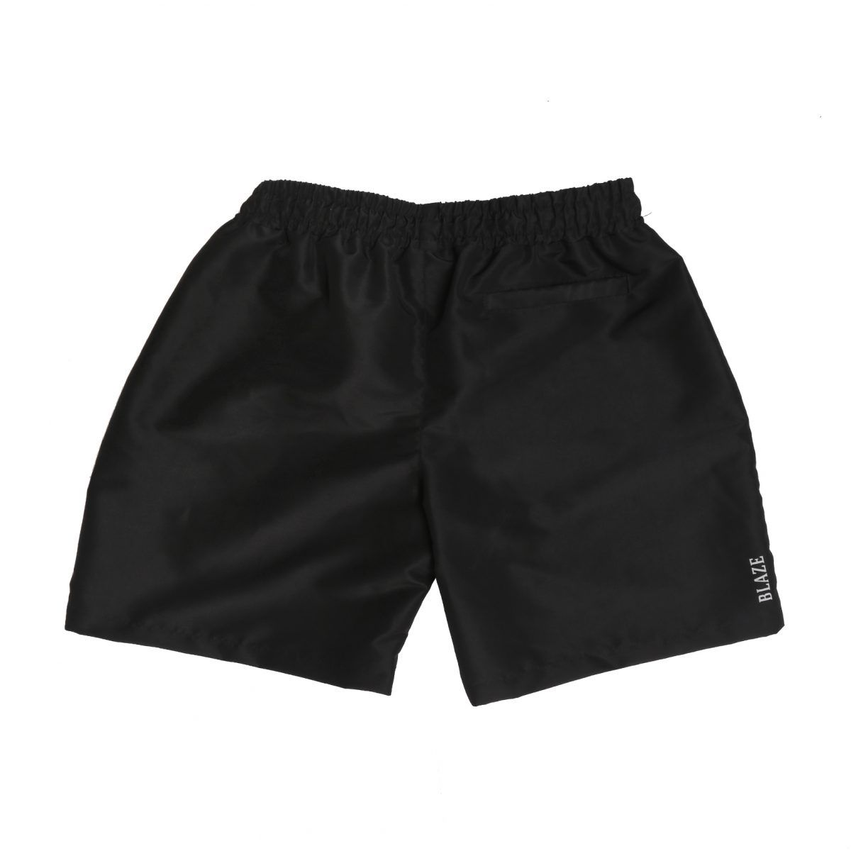 Shorts Pipe Black/ Green Blaze Supply