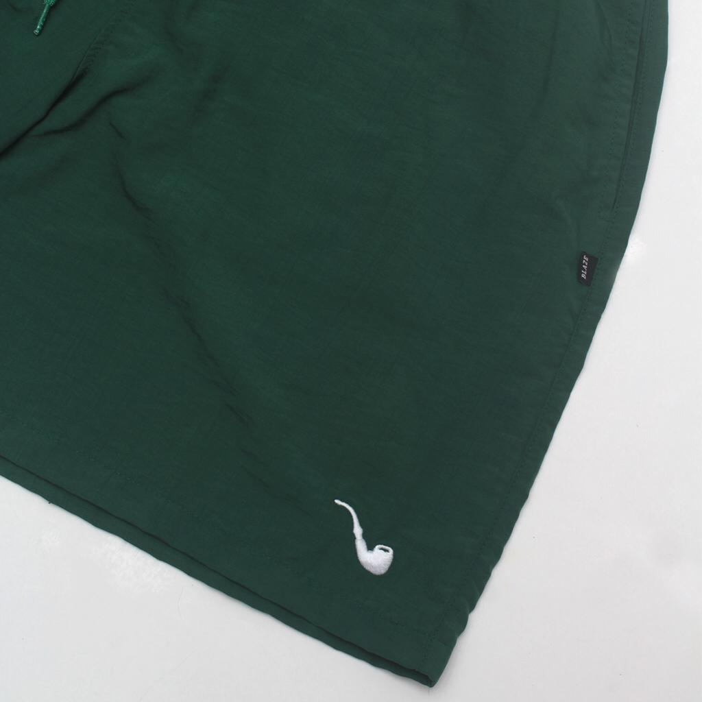 Shorts Pocket Pipe Green Blaze Supply