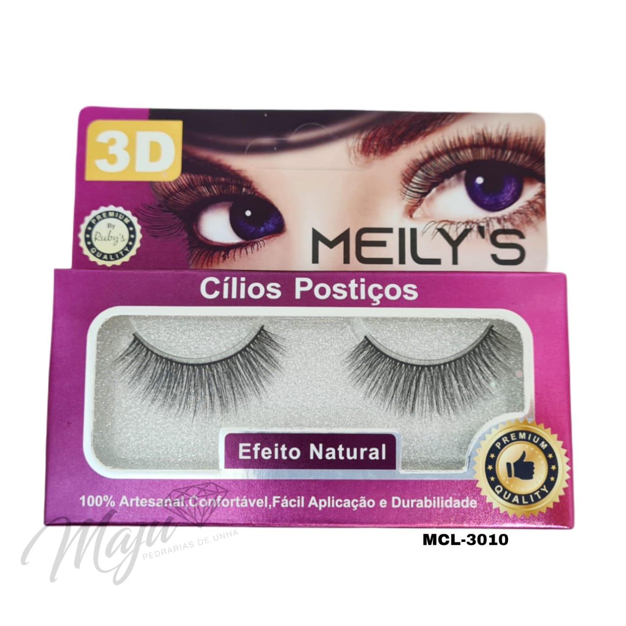 CILIO POSTIÇO PAR MEILYS MCL-3010