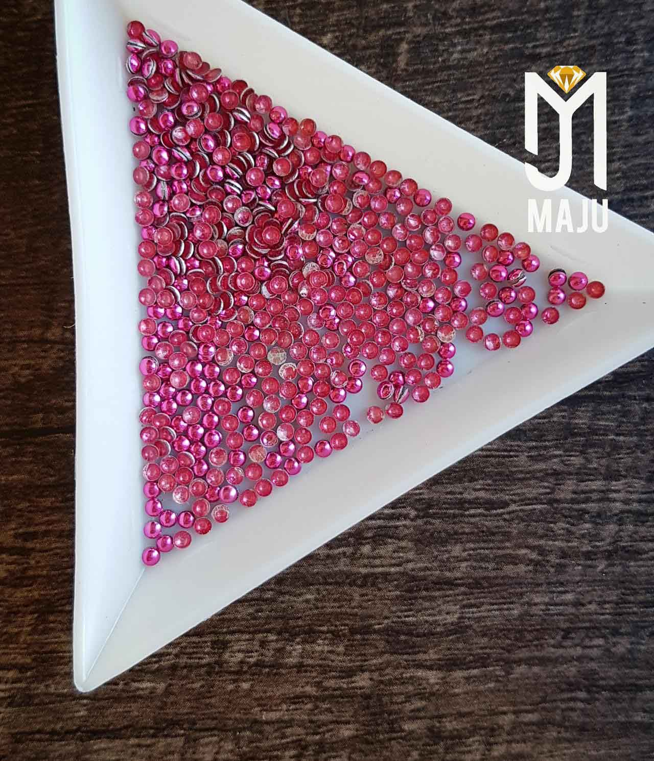 DOME 2MM ROSA PINK