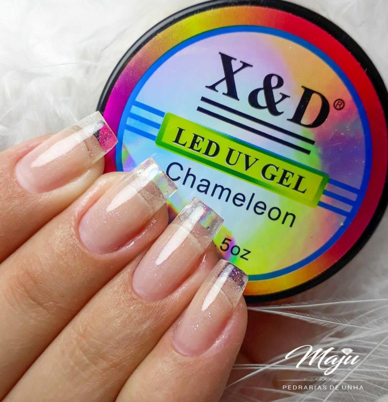 GEL LED UV CHAMELEON 15G.