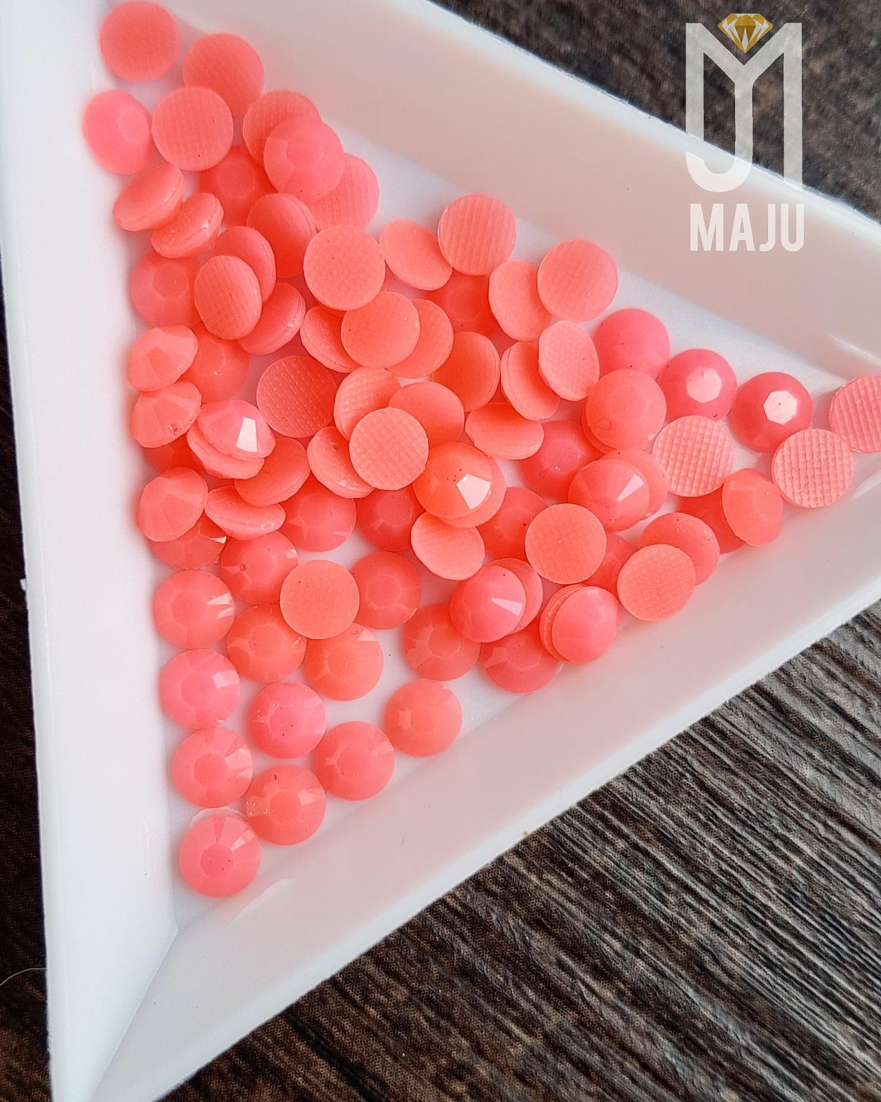 NUDE 5MM CORAL NEON