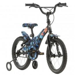 Bicicleta Groove Azul Camuflada Aro 16