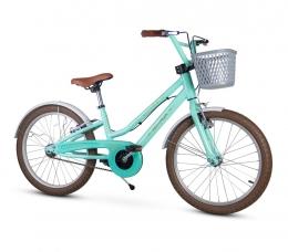 Bicicleta Nathor Antonella Teen Verde Aro 20