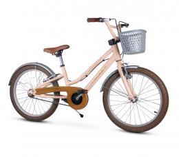 Bicicleta Nathor Antonella Teen Rosa Aro 20