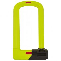 CADEADO ABUS 501/160 UGRIP PLUS LIME