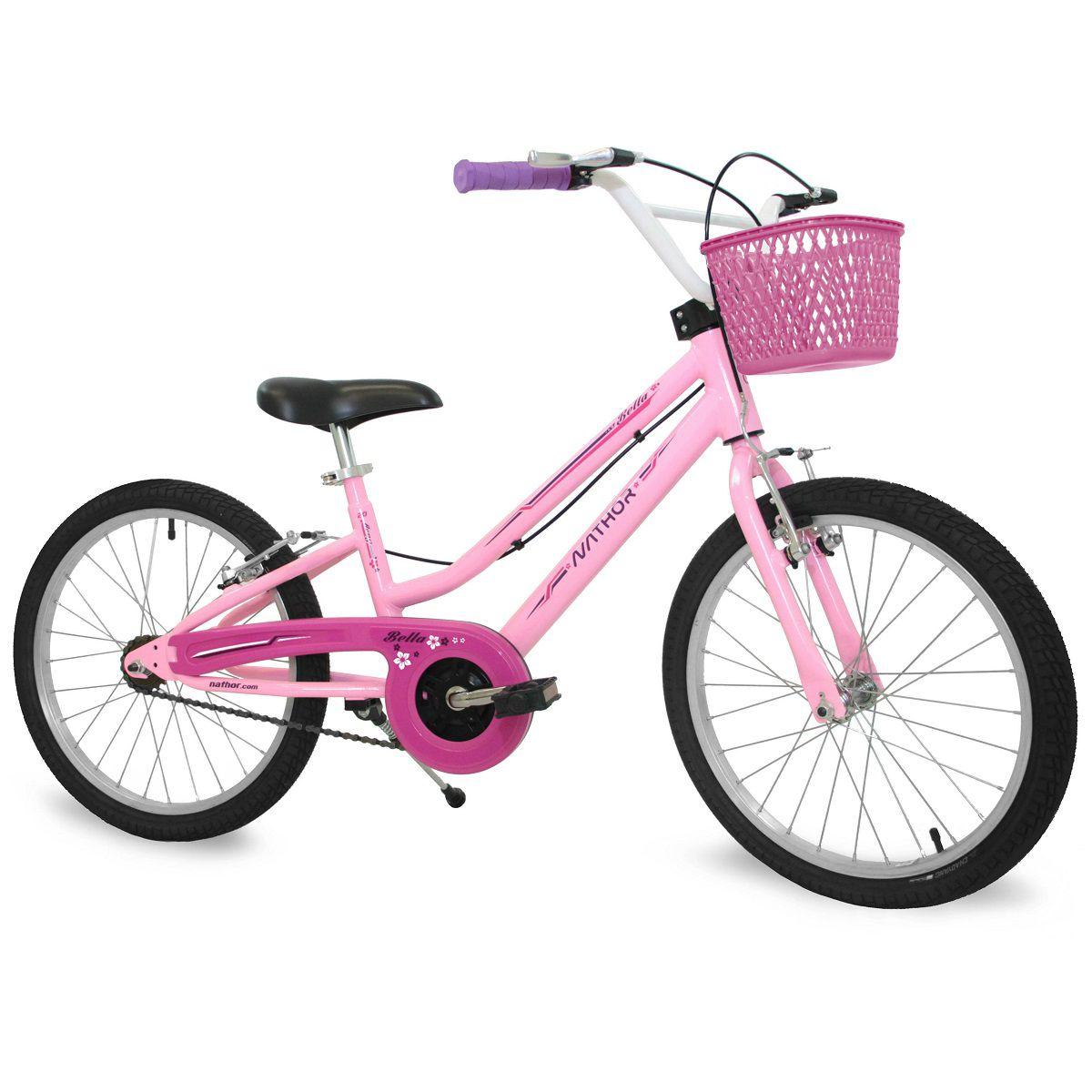 Bicicleta Nathor Bella Aro 20