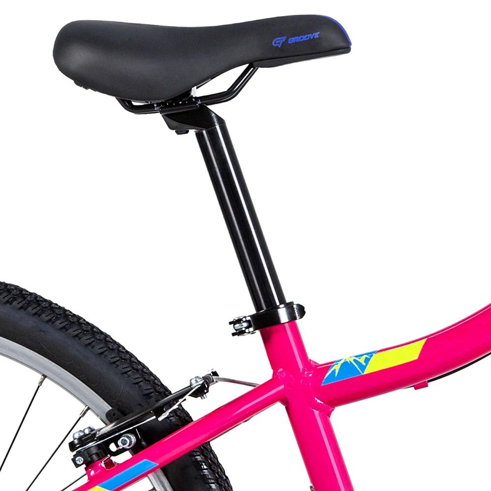 Bicicleta Groove Indie Rosa Aro 24