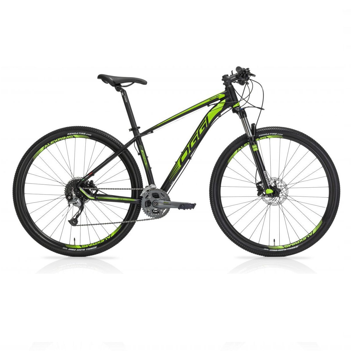BICICLETA ARO 29 BIG WHEEL 7.1 18V OGGI