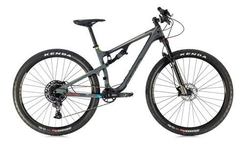 Bicicleta Aro 29 Catura Sport Sx 12v T17 Grafite Preto