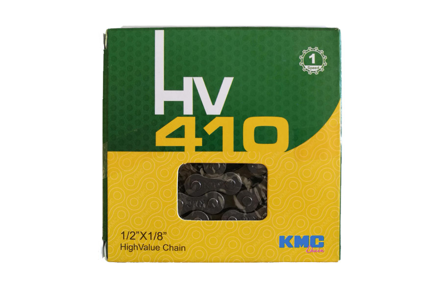CORRENTE 1/2 X 1/8 114L HV410 KMC