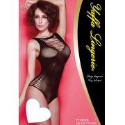 Body Sexy Decotado Lingerie Yaffa