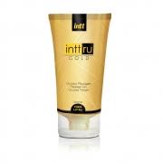INTT-RU Gold Fragrância Adocicada - Gel Para Massagem