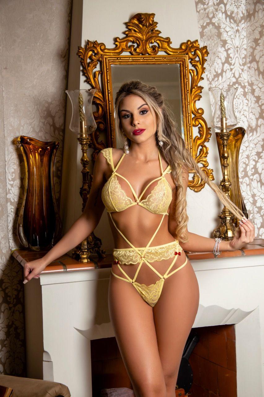 Body Sensual Princesa Bela