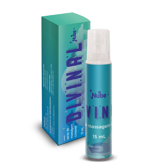 Divinal Spray Excitante Anal 15ml