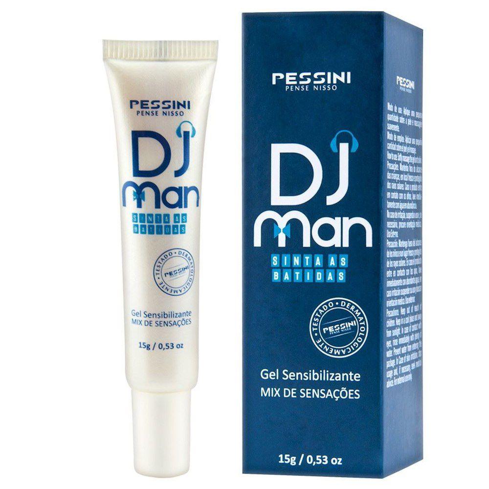 DJ Man Estimulante Masculino O Melhor Produto para Homens