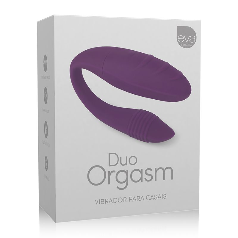 Duo Orgasm Vibrador para Casais