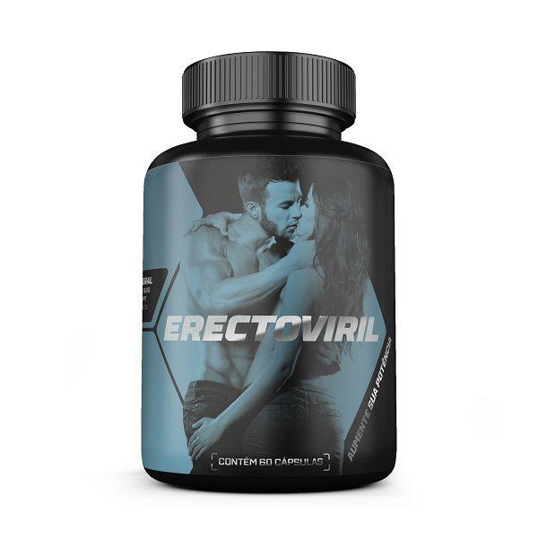 Erectoviril - Suplemento Mineral Seja um amante imbatível com ERECTOVIRIL