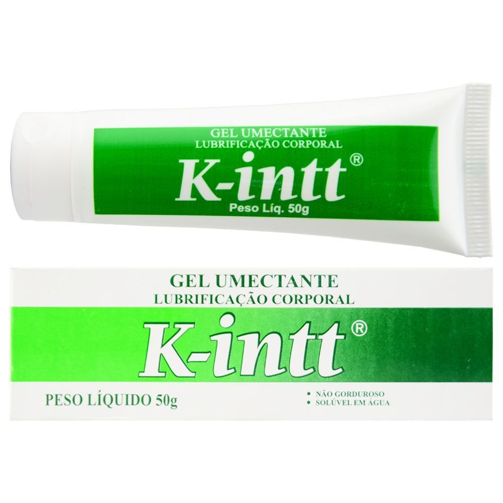 K-INTT Lubrificante Corporal Gel Umectante