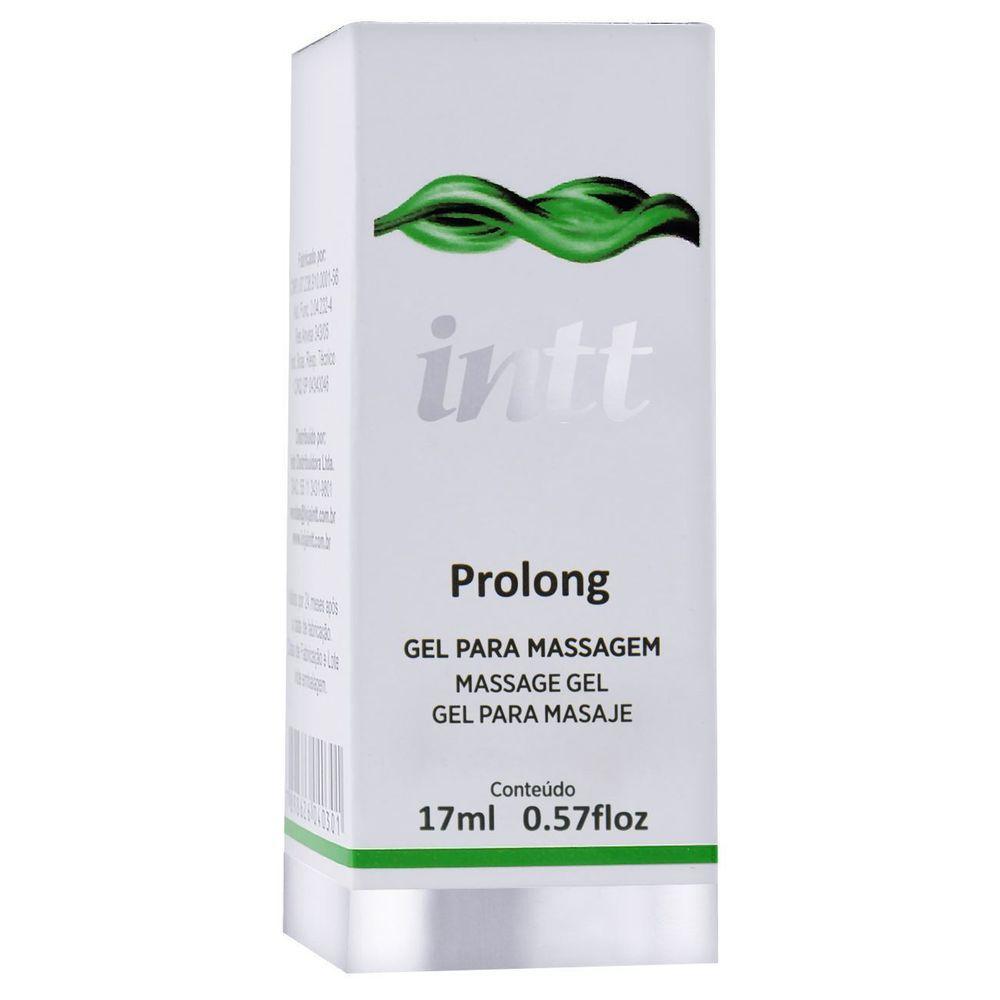 Prolong Prolongador de ereção e retardador de ejaculação 17ml INTT
