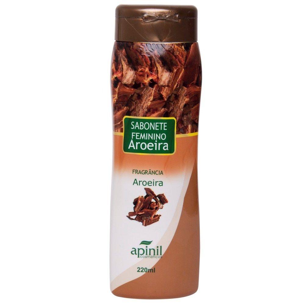 Sabonete Íntimo Aroeira - O poder das ervas no seu banho Extrato de Barbatimão Aroeira e Malva