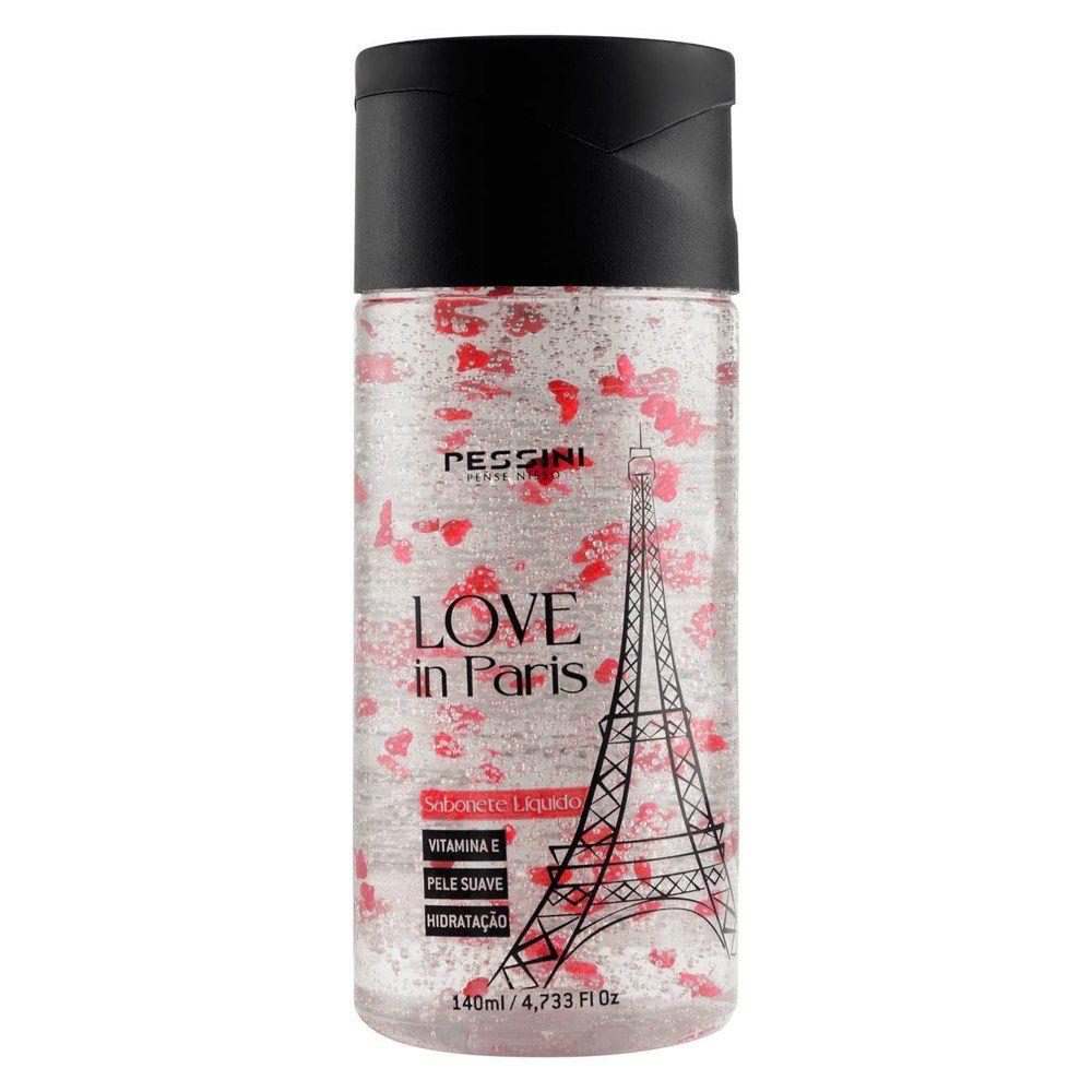 Sabonete Íntimo Love In Paris com Vitamina E Pele Suave Hidratação