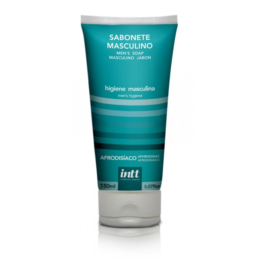 Sabonete Masculino INTT fragrância altamente afrodisíaca