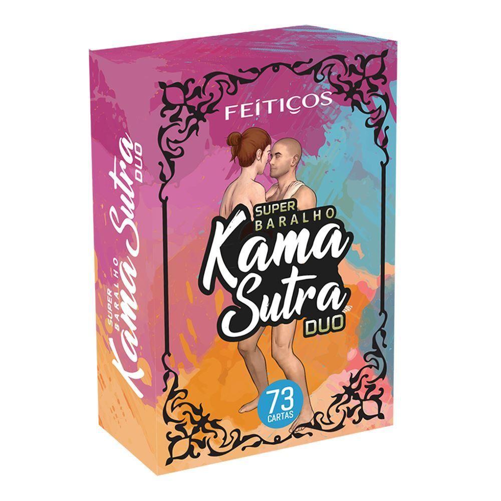 Super Baralho Kama Sutra Duo - 73 Cartas