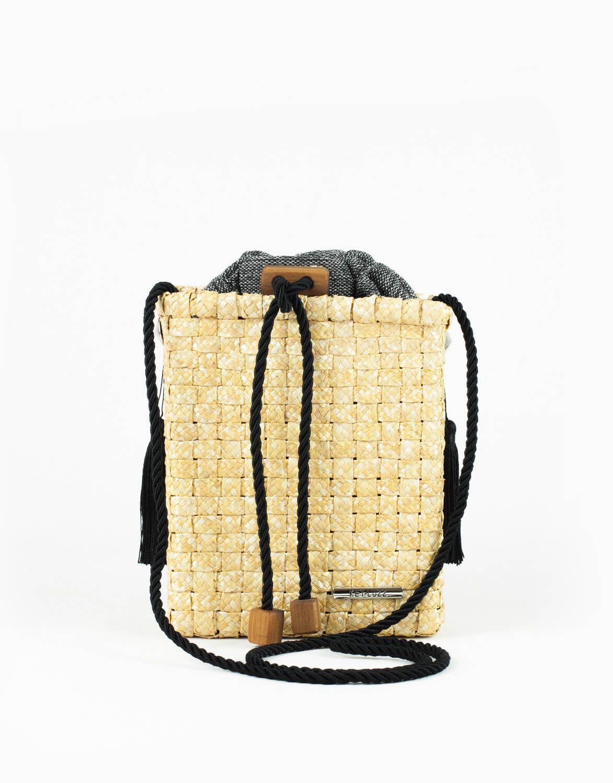 Bolsa Palha Bag Preta