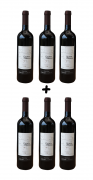 Caixa de Vinho Quinta do Herval Assemblage - 6 unidades